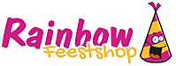 Rainbow feestshop