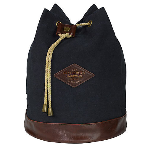Gentlemen's Hardware – Wash bag duffle style