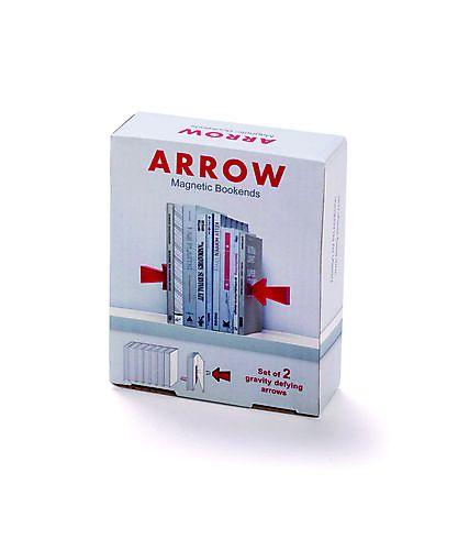 Arrow boekensteun