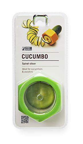 Cucumbo komkommer slicer