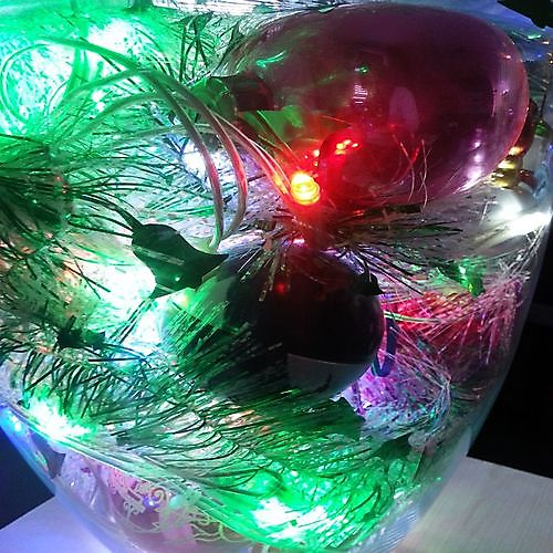 Energy saving led gift