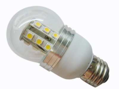 led lampe dimmable G50-21SMD-230VAC