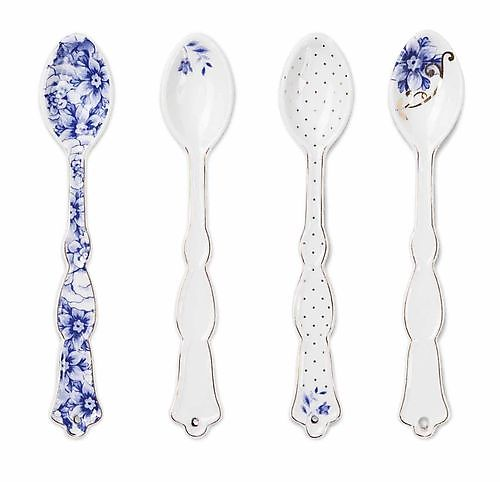 PiP Royal White - Teaspoon set/4