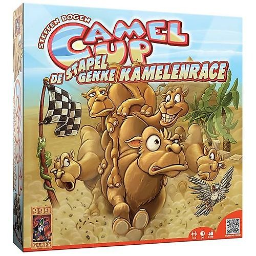 Spel Camel Up
