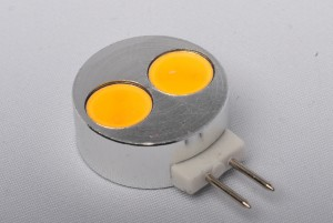 G20 led lamp. De G4 halogeen lamp vervanger in led