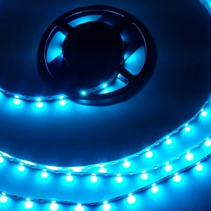 Dimmable LED strip RGB 5 meter 14.4W/m 12VDC