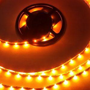 Dimmbare LED-Streifen RGB-5-Meter-14.4W/m 12 Volt