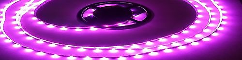 Dimbare led strip RGB-5 meter-14.4W/m 24Volt
