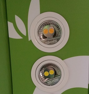 G4 halogeen vervanger G20 led. Set van 4