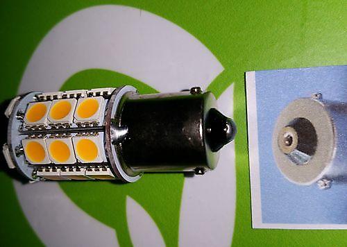 Bayonet LED bulb BAU15s.