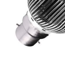 BA22 Bajonett LED-Lampe 360