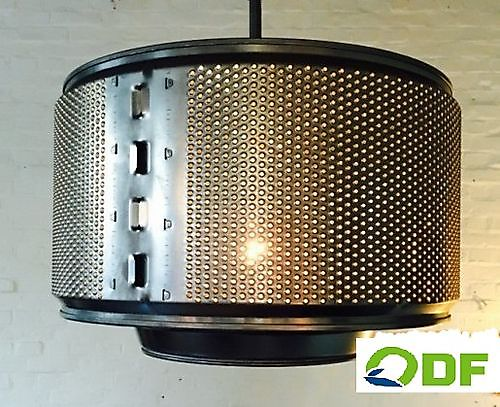Stainlesssteel Green waslamp