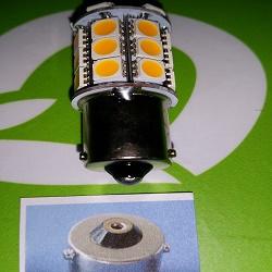 BAJONETT LED-BIRNE BAU15S. 4 stück