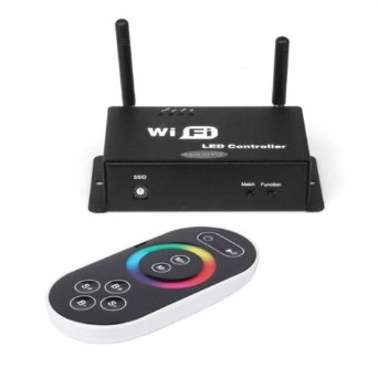 Wifi Wireless led controller for Android en IOS