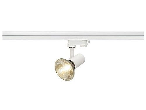 E27 Track light with replaceable led lamp