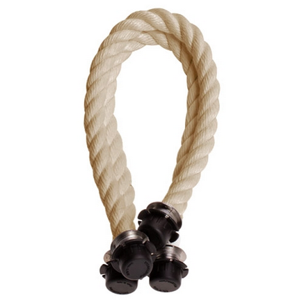 Rope Handles Short - naturel