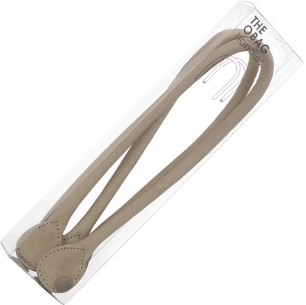 ECO Leather Handles Long - naturel