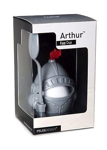 Peleg Design eierdop Arthur