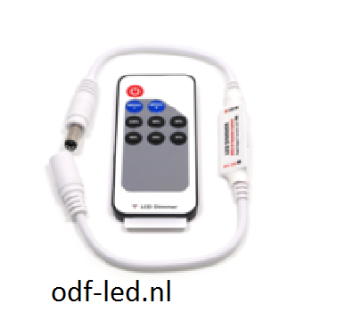 Dimmer voor mini led spot drf1c-6a