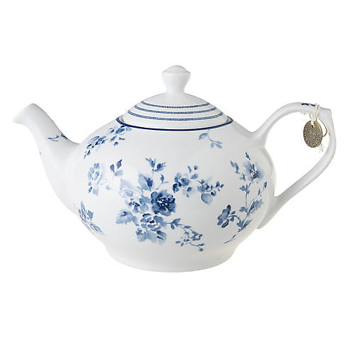 Teapot China Rose Laura Ashley