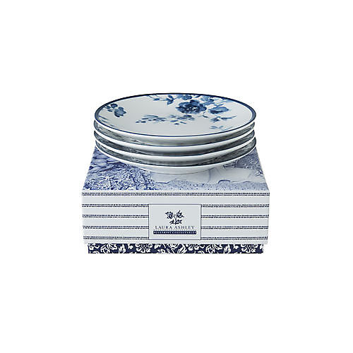 Set van 4 petit fours Laura Ashley