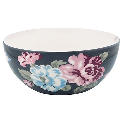 Greengate - Cereal bowl Maude - dark grey