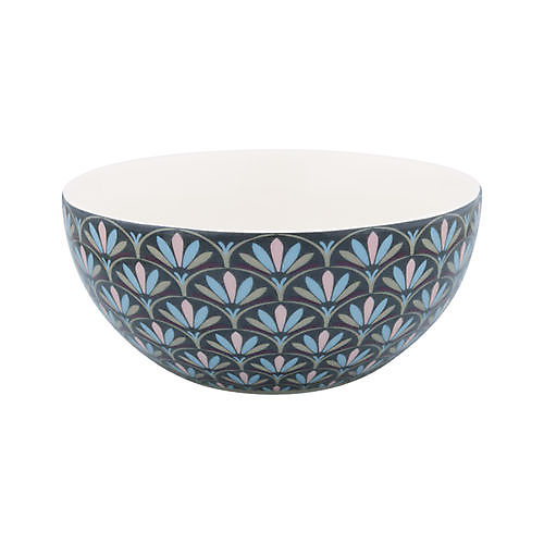 Greengate - Cereal bowl Victoria - dark grey