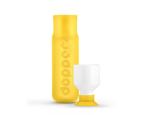 Dopper Original Sunshine splash - Dopper geel