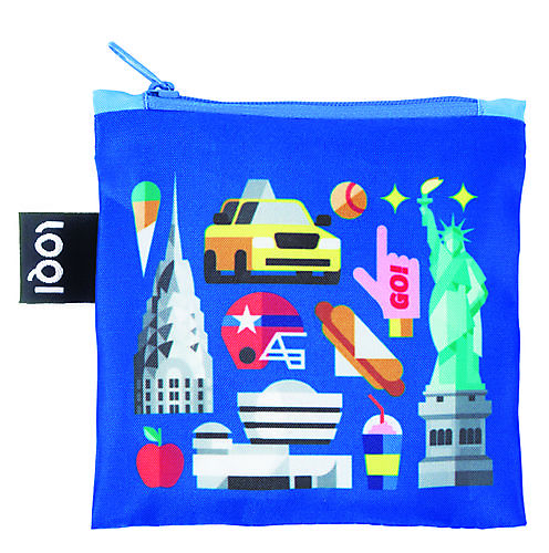 LOQI Bag Hey - New York