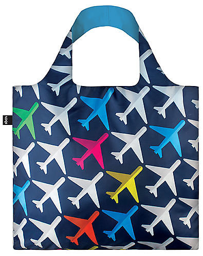 LOQI Bag Airport - Airplane