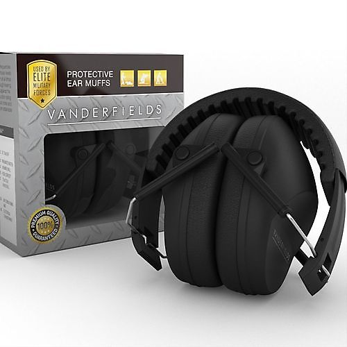 Protection Ear Muffs By VANDERFIELDS