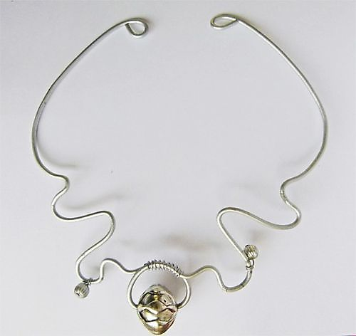 Collier Silver