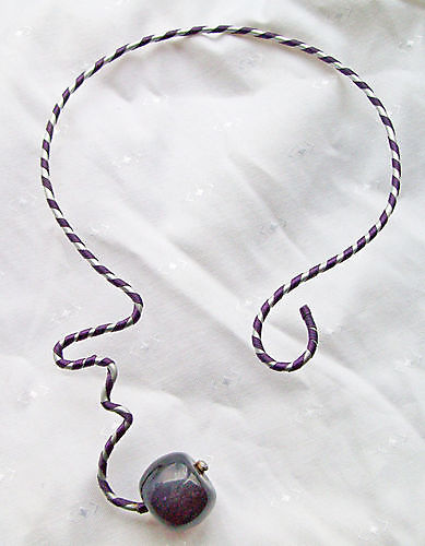 Collier Purple