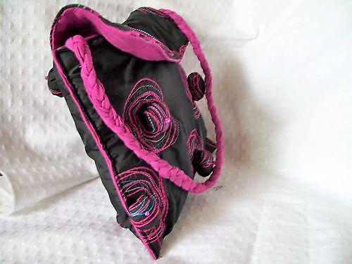Schoudertas Psychedelic Pink