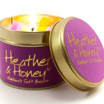 Lily-Flame heather & honey