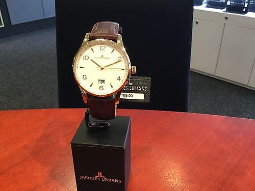 Jacques Lemans horloge