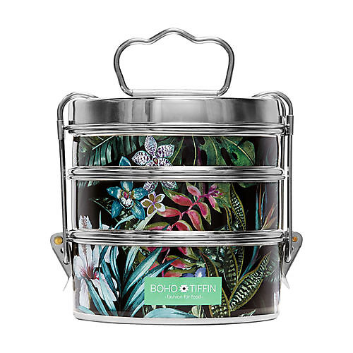 Boho Tiffin - Botanic Black Original