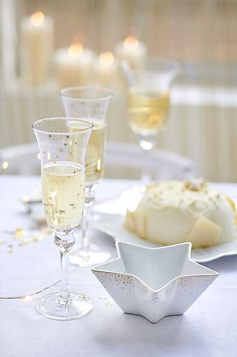 PipStudio - Champagne Glass Royal Christmas