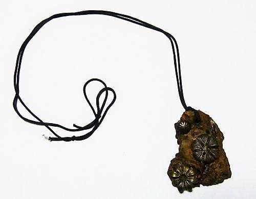 Hanger Bronzen Bloemen