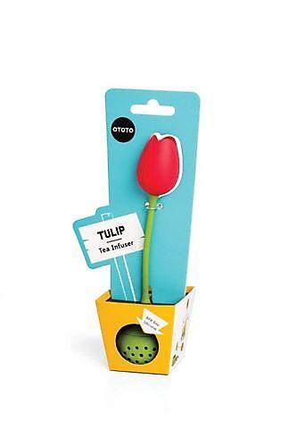 Tea infuser Tulip