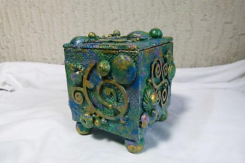 Jewelry box DeLuxe