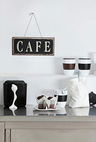 koziol HOT STUFF M koffiebus 500g zwart