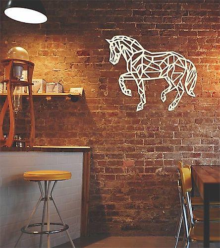 FBRK dressuur paard (links kijkend)