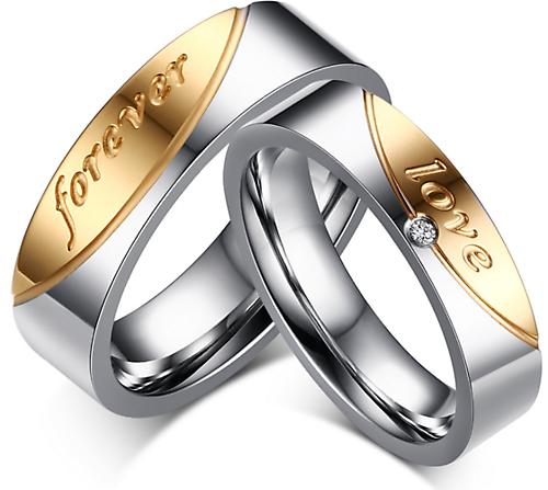 Schitterende sets ringen op voorraad