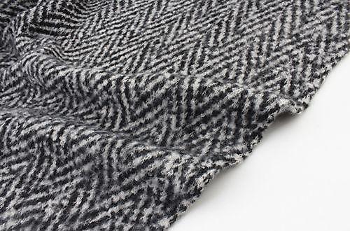 Sjaal Bexney zwart-wit