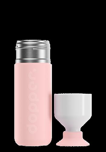 Dopper Insulated Steamy Pink 580ml.