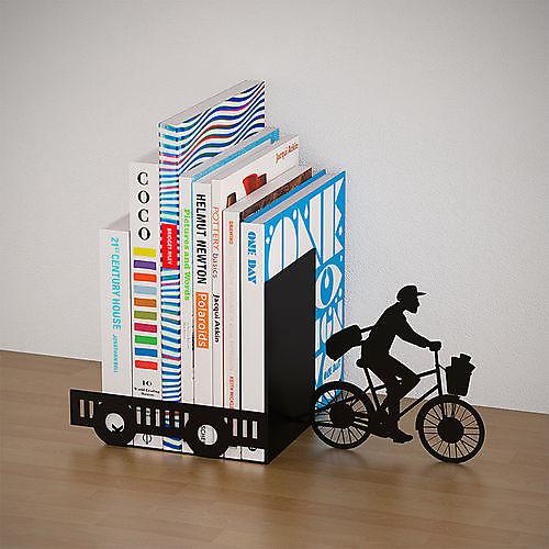 Postman boekensteun