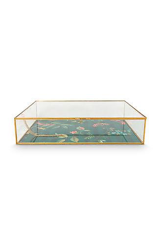 Storage box glas XL