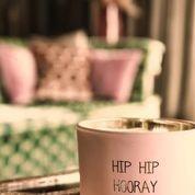 Sojakaars Woodwick - Hip Hip Hooray