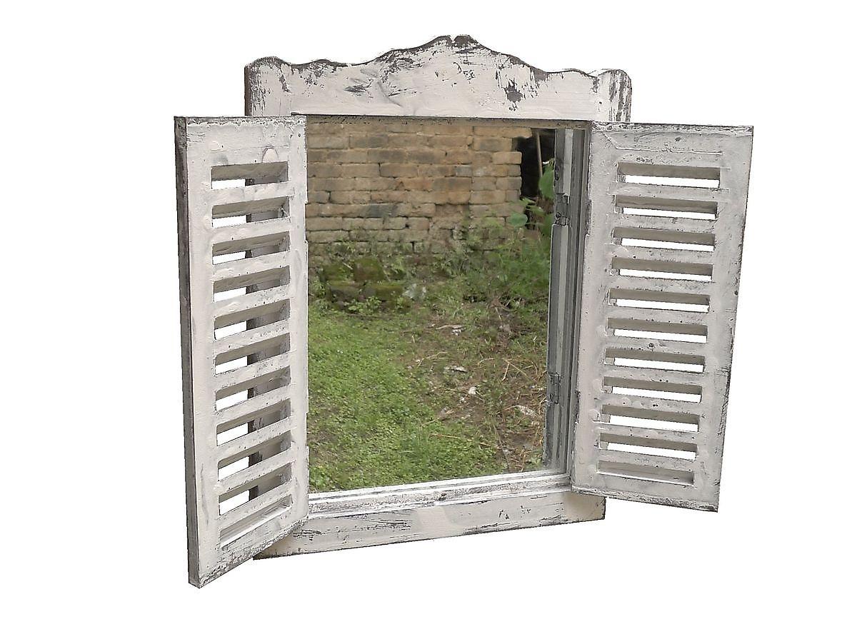 Spiegel Met Deurtjes : Zaltii woonaccessoires kadohut winschoten tuin spiegel kozijn